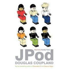jPod - BookCover